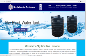 Sky Industrial Container
