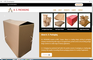 A. S. Packaging